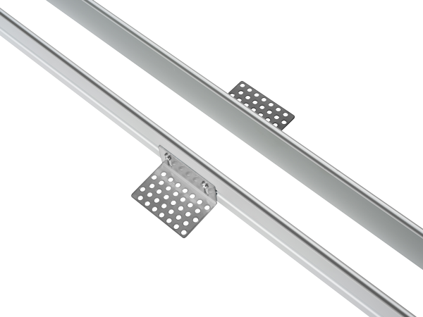 recessed trimless LED linear light
